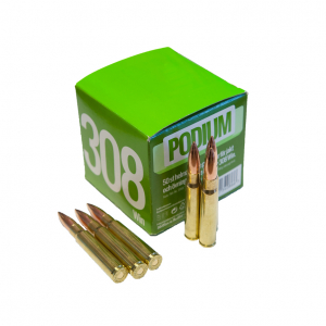Podium 308win Træningsammunition 8gram
